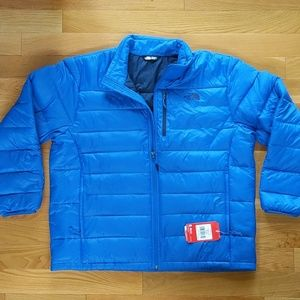 The North Face Aconcagua Down Blue Mens 2XL NEW